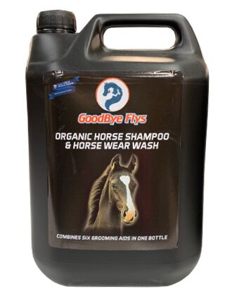 GoodBye Flys Organic Shampoo 5 Litre