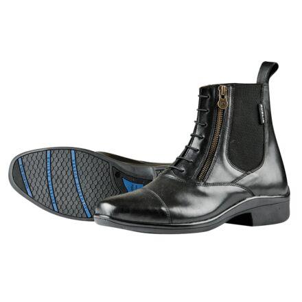 Dublin Paramount Side Zip Boots - Black