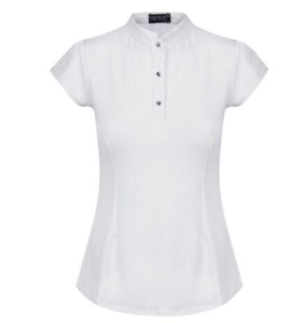 Equetech Pelham Lace Competition Shirt White