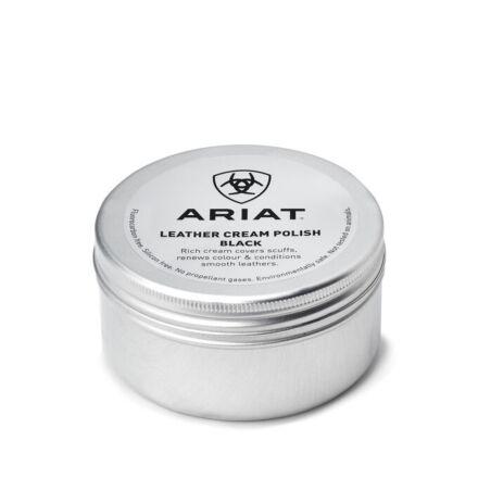 Ariat Leather Cream Polish Black 100ml