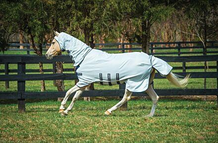 Horseware Rambo Hoody Pony Baby Blue & Navy