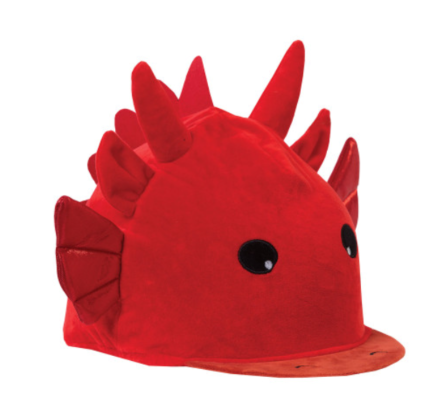 Equetech Dylan Dragon Hat Silk