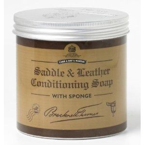 Brecknell Turner Leather Conditioning Soap 500ml