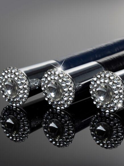 LeMieux Rhone Diamante Baton Whip