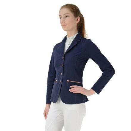 Hy Rosaland Rose Gold Show Jacket