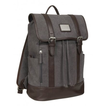 LeMieux Luxury Canvas Rucksack - Grey
