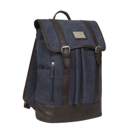 LeMieux Luxury Canvas Rucksack - Navy