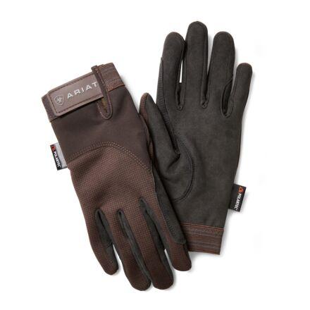 Ariat Insulated Tek Grip Glove-Bark