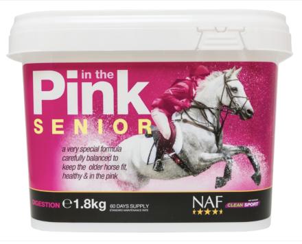 NAF In The Pink Senior 1.8KG