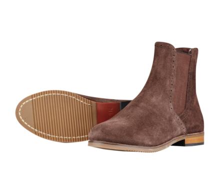 Dublin Kalmar SD Paddock Boots - Chocolate