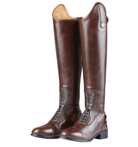 Dublin Galtymore Tall Field Boots - Brown