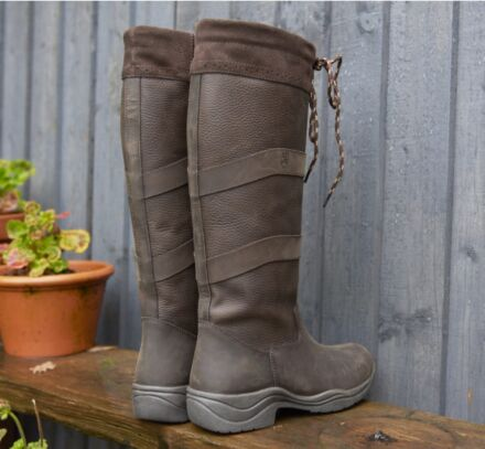 Just Togs Sherbrook Country Boot - Brown