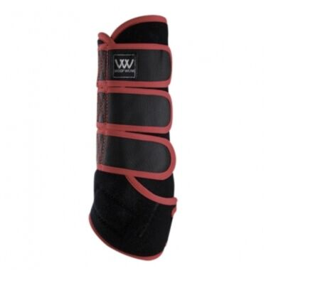 Woof Wear Colour Fusion Dressage Wraps-Shiraz