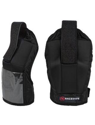 Racesafe RS Shoulder Pads Black