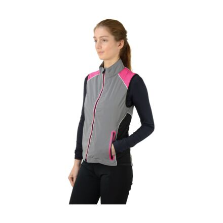 Hy Silva Flash Two Tone Reflective Gilet