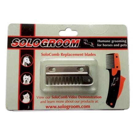Solo Comb Spare Blade