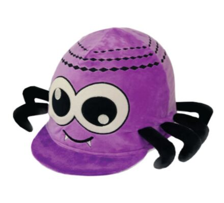 Equetech Sid Spider Hat Silk