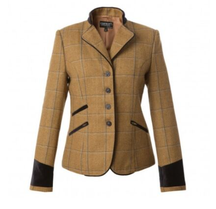 Equetech Studham Deluxe Tweed Leaders Jacket