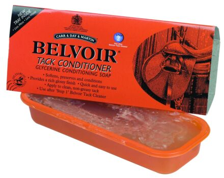 Carr Day & Martin Belvoir Tack Conditioner Soap 250g