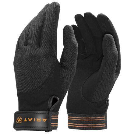 Ariat Tek Grip Gloves Black