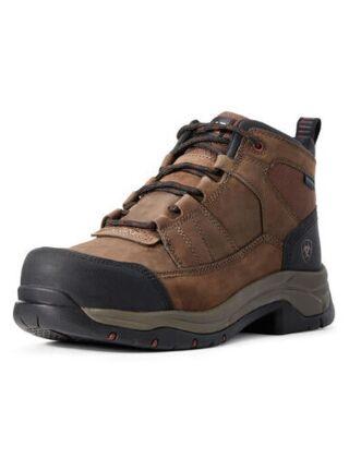 Ariat Men's Telluride Work Waterproof Boots