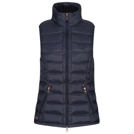 Equetech Thermic Padded Gilet - Navy