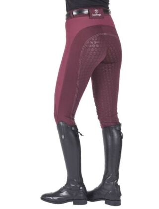 Just Togs Just Tights- Wine