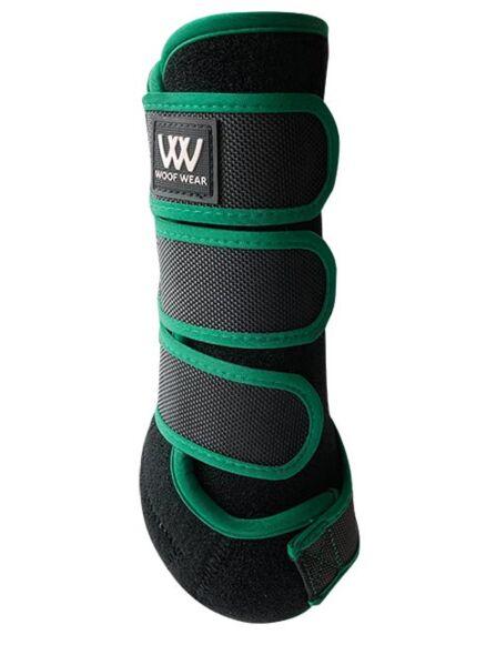 Woof Wear Training Wraps British Racing Green
