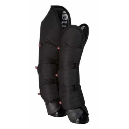 LeMieux Carbon Travel Boots Black