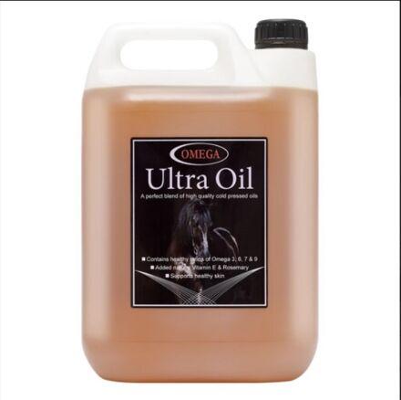 Omega Equine Ultra Oil 5lt