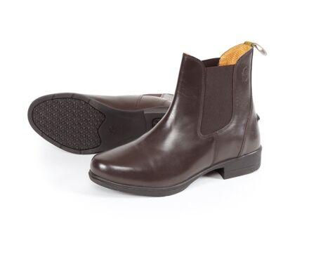 Shires Moretta Lucilla Childs Jodhpur Boots Brown
