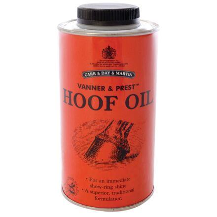 Carr & Day & Martin Vanner & Prest Hoof Oil 1Litre