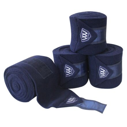 Woof Wear Vision Polo Bandages- Navy
