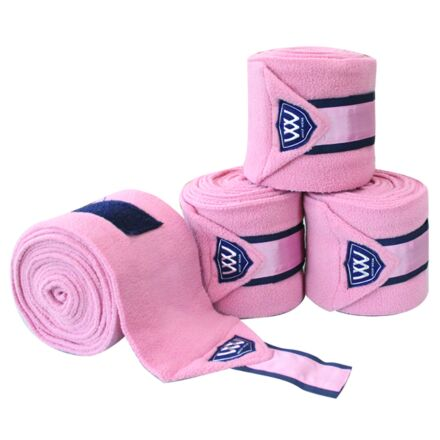 Woof Wear Vision Polo Bandages- Rose Gold