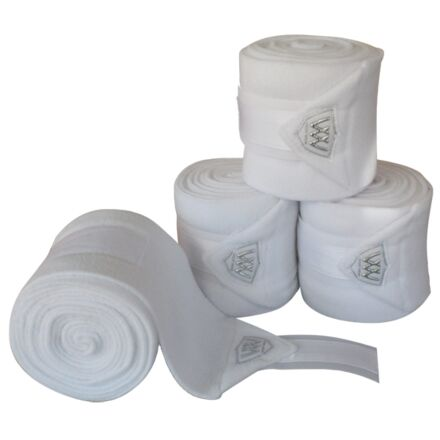 Woof Wear Vision Polo Bandages- White