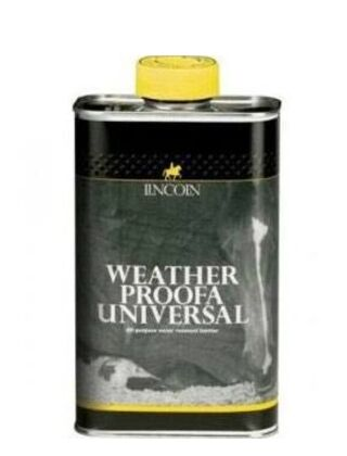 Lincoln Weatherproofa Universal 1Ltr