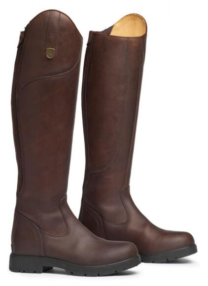 Mountain Horse Wild River Boots Brown