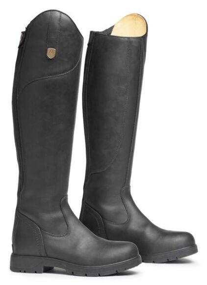 Mountain Horse Wild River Boots Black