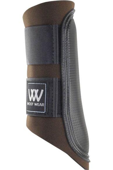 Woof Wear Club Brushing Boot Chocolate