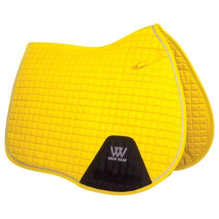 Woof Wear General Purpose Saddle Cloth Sunshine Yellow