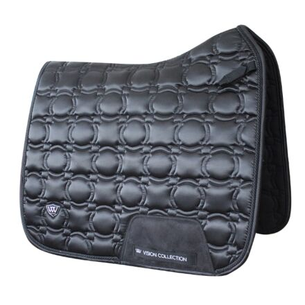 Woof Wear Vision Dressage Pad - Black Full