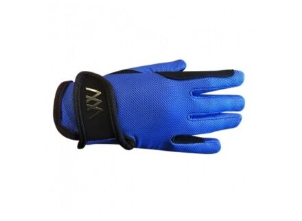 Woof Wear Young Rider Pro Glove - Electric Blue