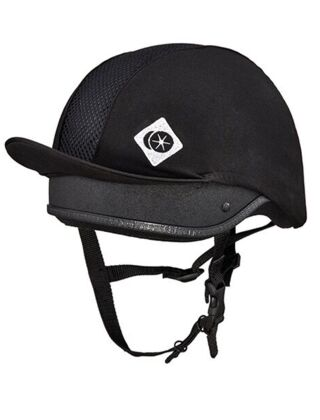 Charles Owen Young Rider Jockey Skull Round Fit