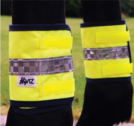 HyVIZ Leg Bands Yellow