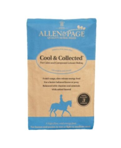 Allen & Page Cool and Collected 20KG