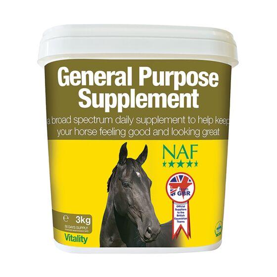 NAF General Purpose Supplement 3kg