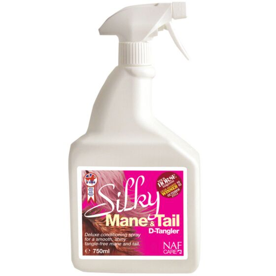 NAF Silky Mane and Tail D-Tangler 750ml