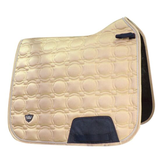 Woof Wear Vision Dressage Pad - Champagne Full