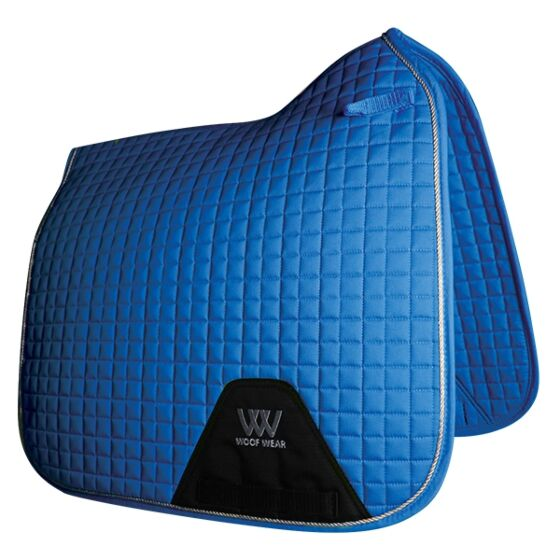 Woof Wear Dressage Saddle Cloth Colour Fusion Electric Blue