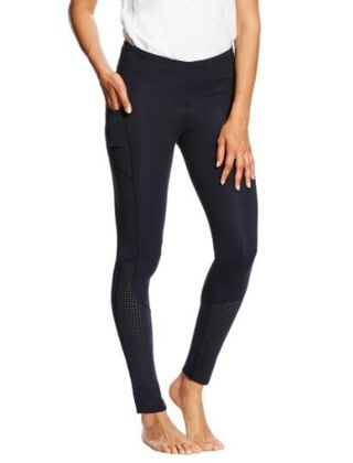 Ariat Eos Full Seat Riding Tights Navy